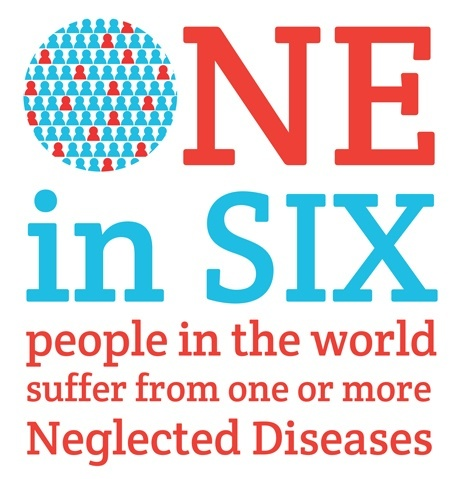 One in six people